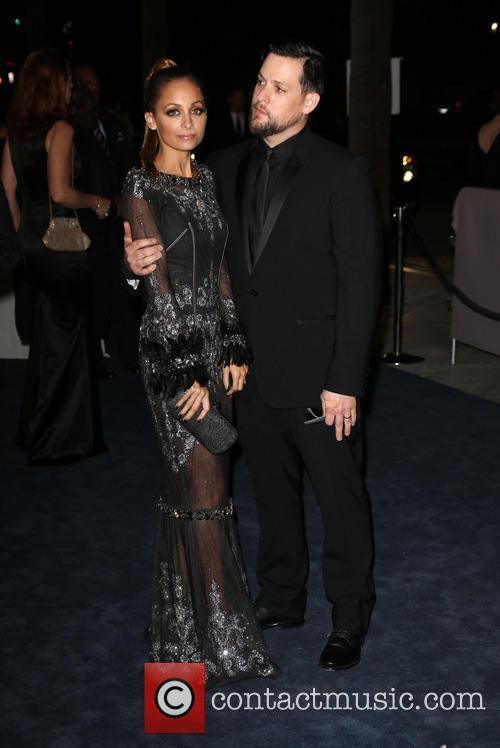 Nicole Richie and Joel Madden 2