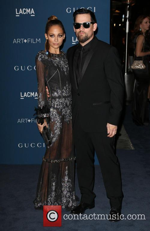 Nicole Richie and Joel Madden 3