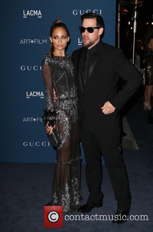 Nicole Richie and Joel Madden 4