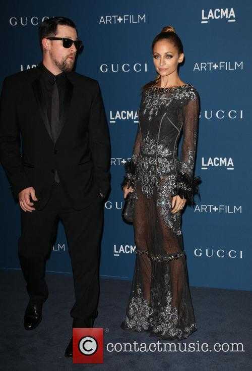 Nicole Richie and Joel Madden 6