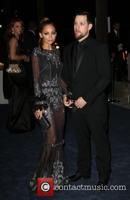 nicole richie joel madden lacma 2013 art and 3934249