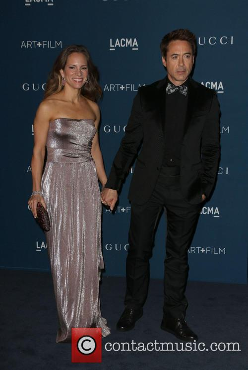 Robert Downey Jr and Susan Downey 3
