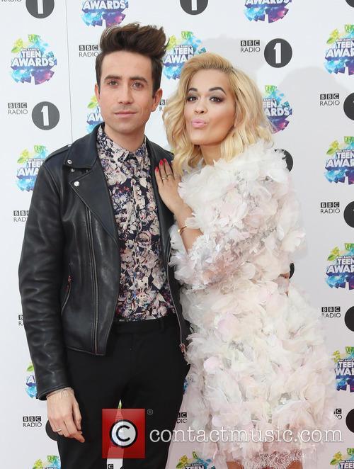 Nick Grimshaw and Rita Ora 9
