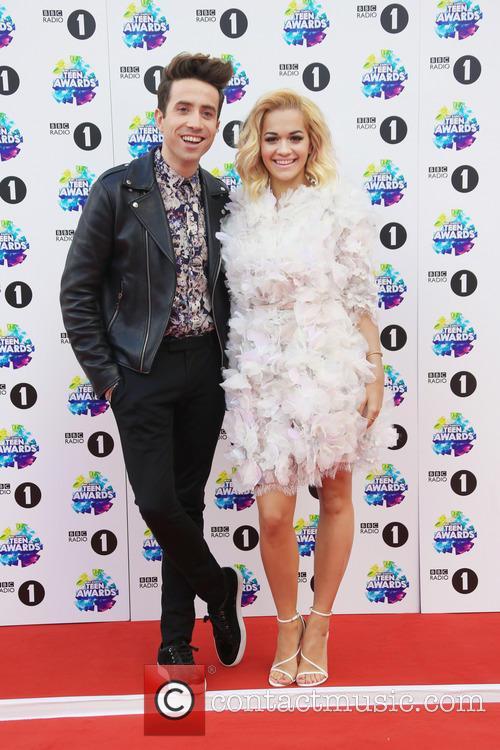 Nick Grimshaw and Rita Ora 10