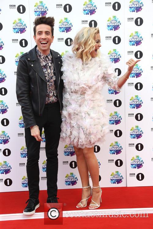 Nick Grimshaw and Rita Ora 11