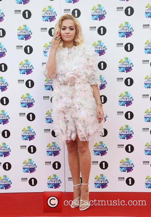 rita ora bbc radio 1 teen awards 3934583