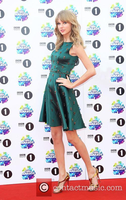 Taylor Swift, BBC Radio 1 Teen Awards