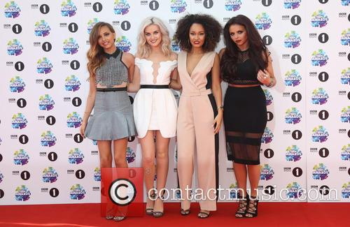 Jade Thirlwall, Perrie Edwards, Leigh-Anne Pinnock, Jesy Nelson, Little Mix, Wembley Arena