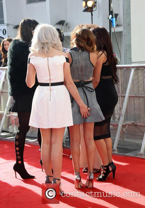 Jade Thirlwall, Perrie Edwards and Little Mix 7