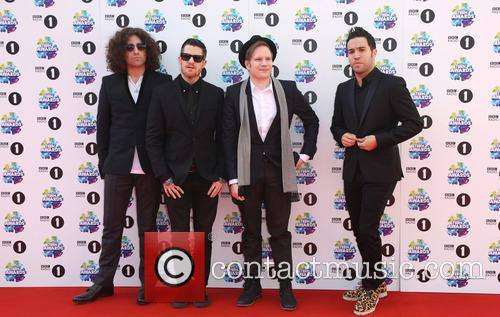 Fall Out Boy, Radio 1 Teen Awards