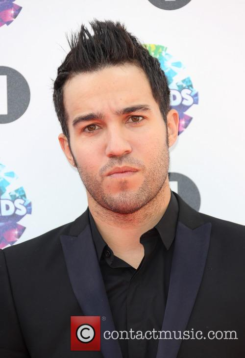 Pete Wentz and Fall Out Boy 6