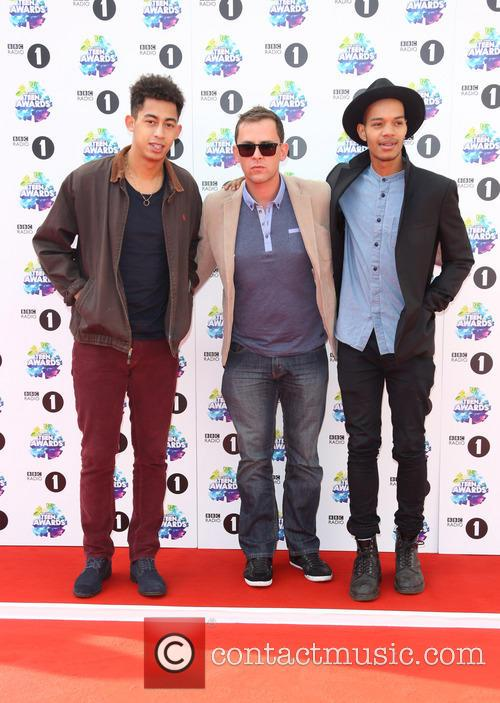 Scott Mills and Rizzle Kicks 3