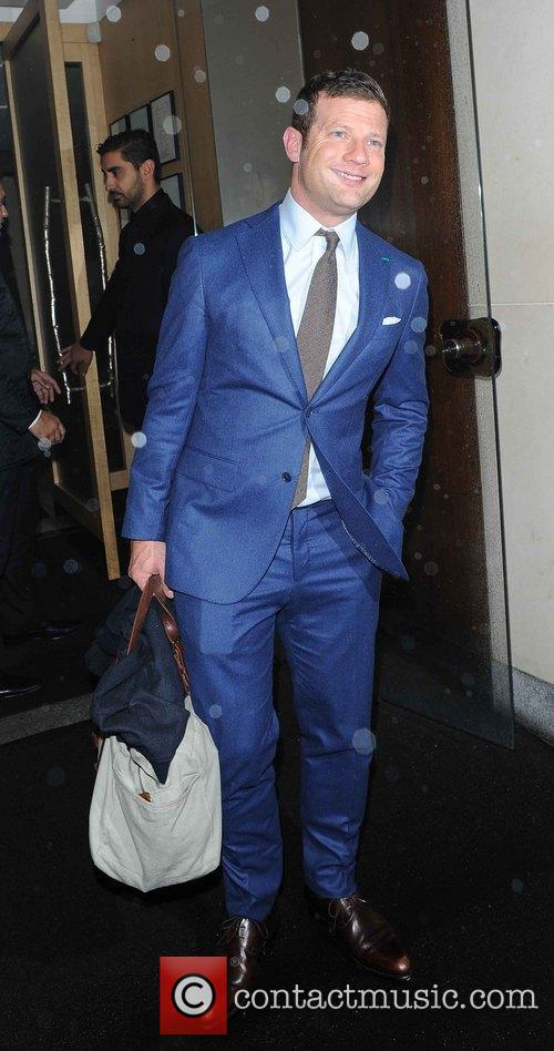dermot o'leary x factor judges night out 3934950