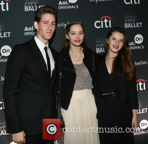 New York Series Premiere Of 'city.ballet.'