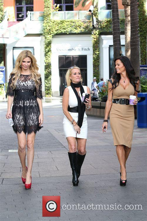 Brandi Glanville and Kim Richards 4