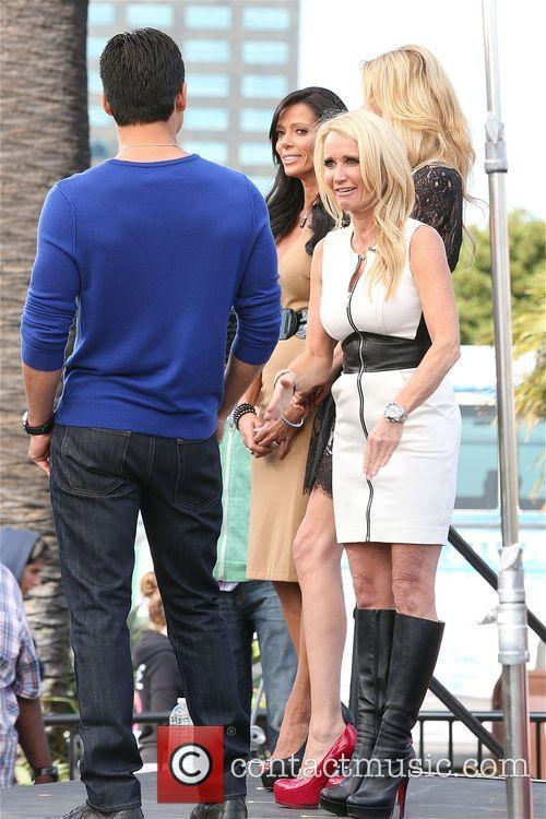 Brandi Glanville and Kim Richards 6