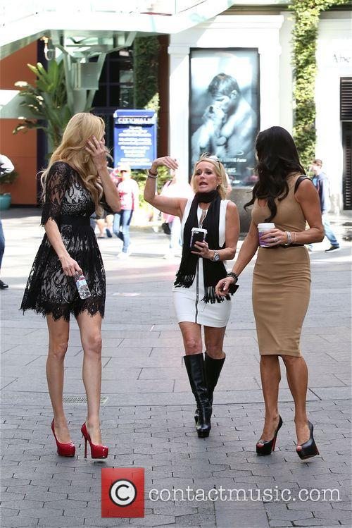 Brandi Glanville and Kim Richards 7