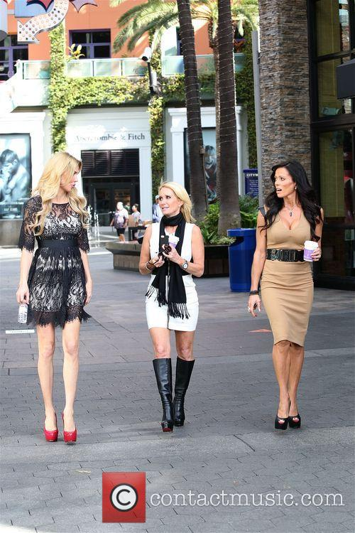 Beverly Hills housewives at Universal Studios