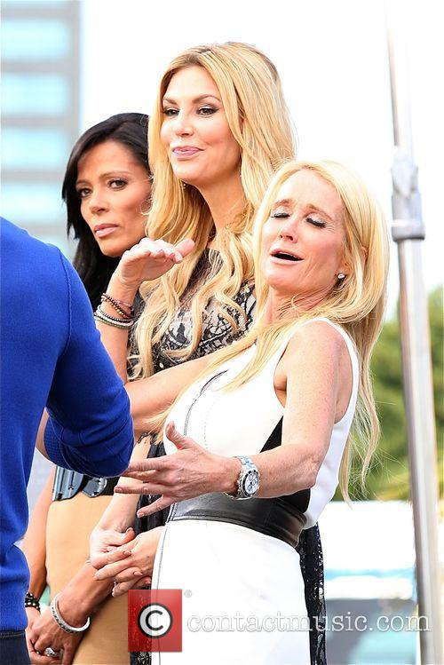 Brandi Glanville and Kim Richards 9