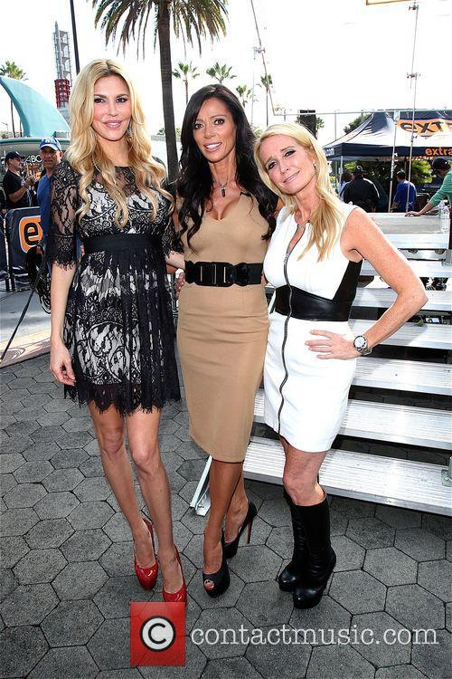 brandi glanville kim richards beverly hills housewives at 3935611