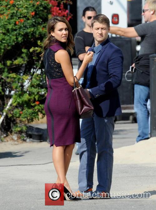 Jessica Alba and Ben Mckenzie 6