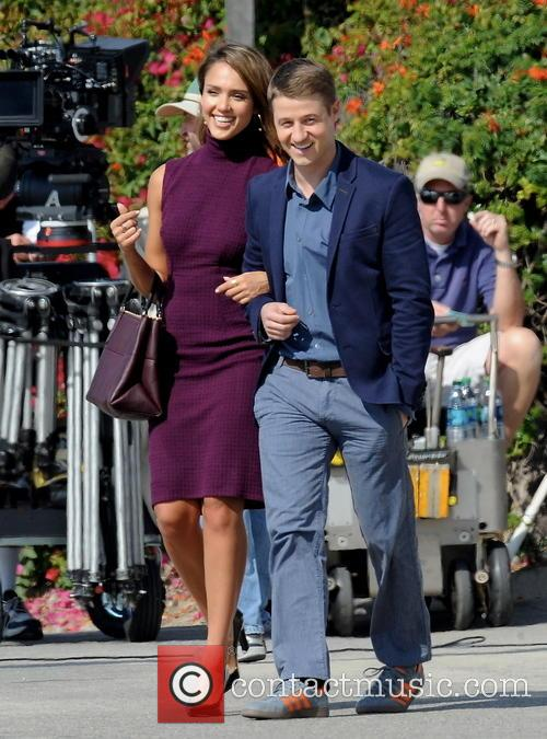 Jessica Alba and Ben McKenzie 14