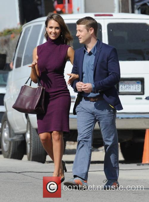 Jessica Alba and Ben McKenzie 20