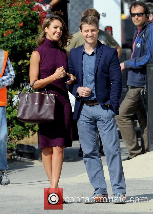 Jessica Alba and Ben McKenzie 21