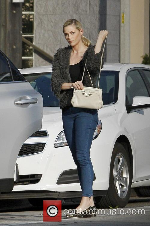 Jaime King In West Hollywood