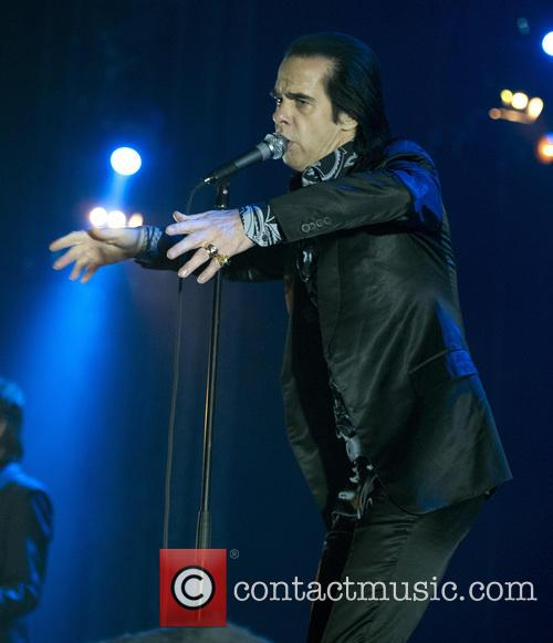 Nick Cave and the Bad Seeds perform in Amsterdam