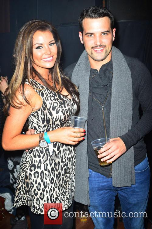Jessica Wright and Ricky Rayment attend the Call...