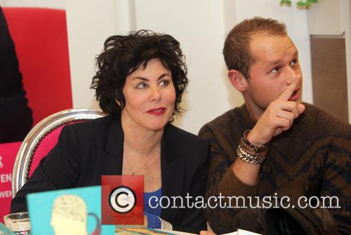 Ruby Wax book signing