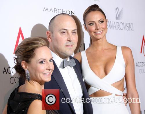 Karen Giberson, Frank Zambrelli and Stacy Keibler 2