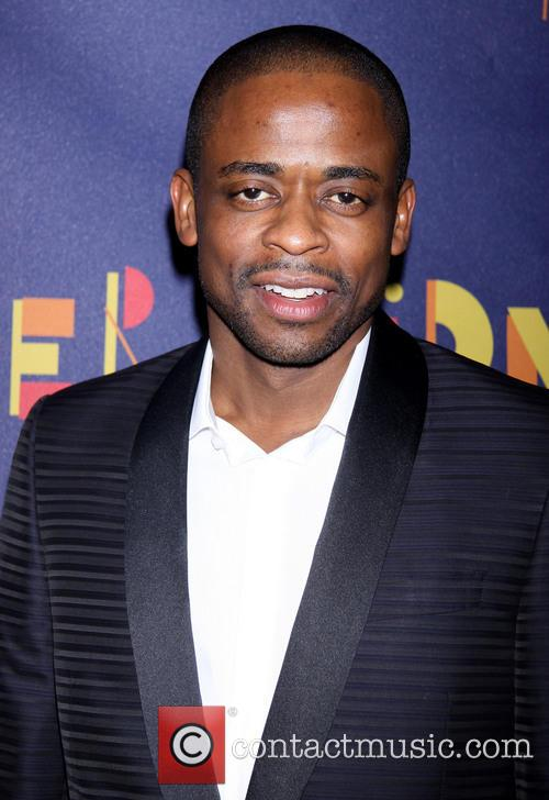 dule hill opening after party for broadways 3935119
