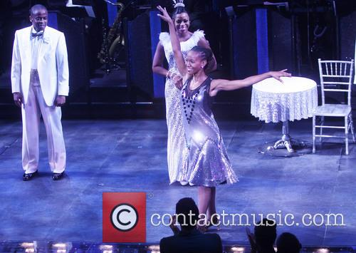 Opening Curtain Call for Broadway's After Midnight