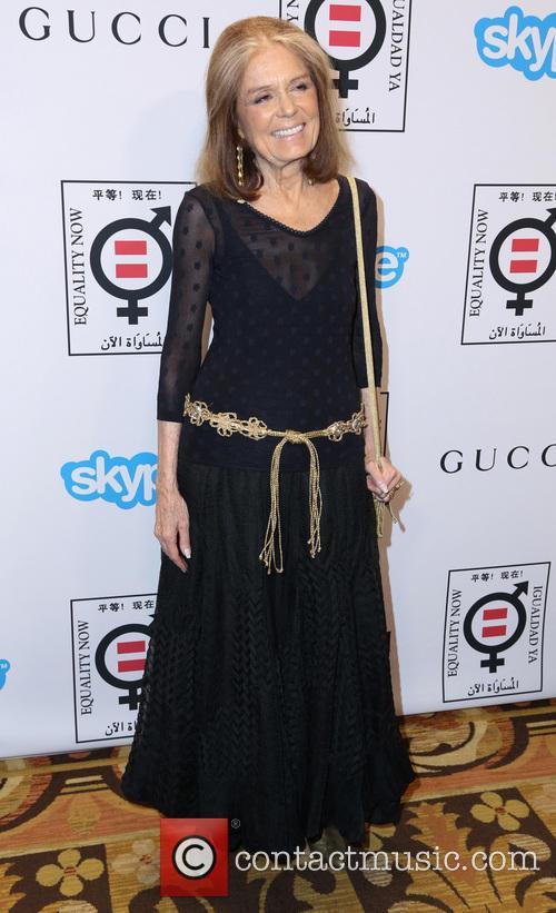 Gloria Steinem 1