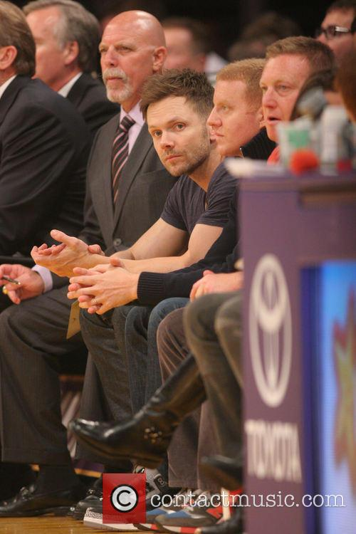 Joel McHale, Staples Center