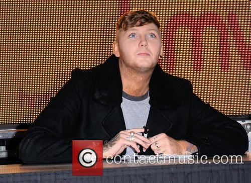 james arthur james arthur cd signing at 3935814