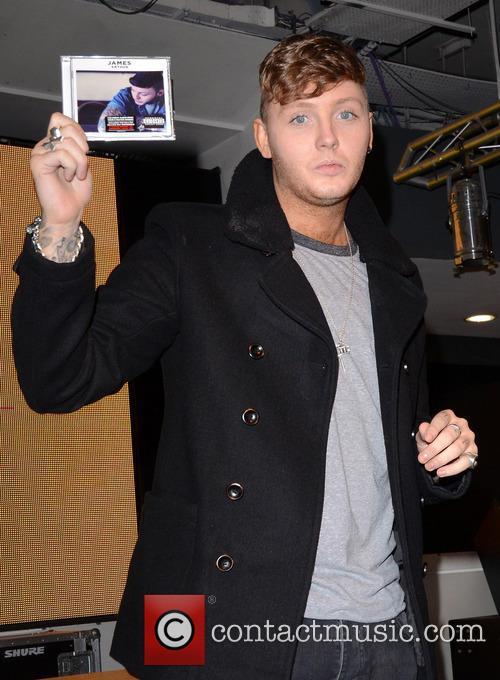 James Arthur CD Signing at HMV