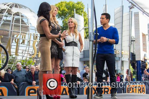 Carlton Gebbia, Brandi Glanville, Kim Richards and Mario Lopez 10