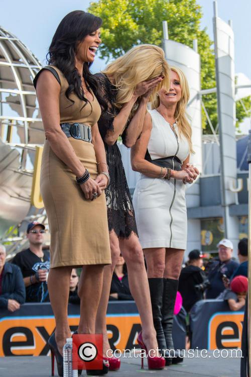 Brandi Glanville, Carlton Gebbia and Kim Richards 2