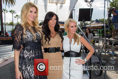 Carlton Gebbia, Brandi Glanville and Kim Richards 2
