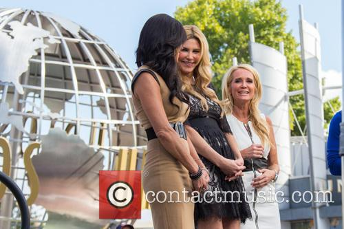 Carlton Gebbia, Brandi Glanville and Kim Richards 7