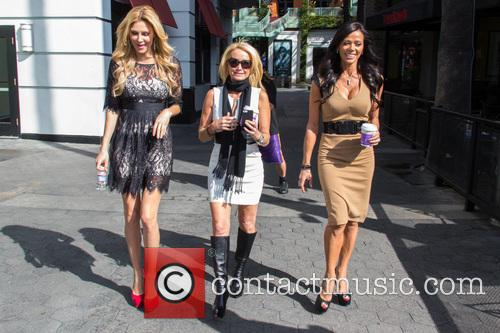 Carlton Gebbia, Brandi Glanville and Kim Richards 8