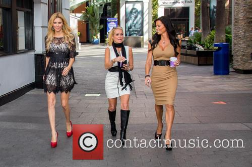 Carlton Gebbia, Brandi Glanville and Kim Richards 9
