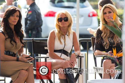 Carlton Gebbia, Brandi Glanville and Kim Richards 10