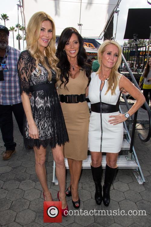 Brandi Glanville, Carlton Gebbia and Kim Richards 3