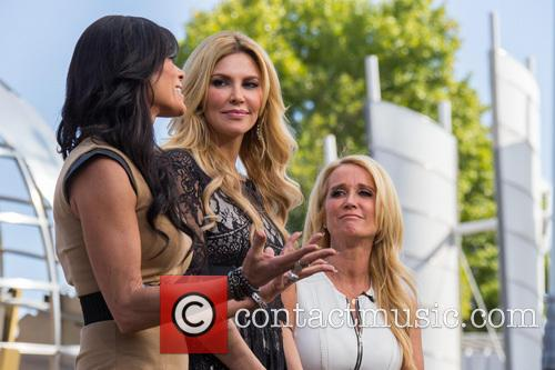 Carlton Gebbia, Brandi Glanville and Kim Richards 11