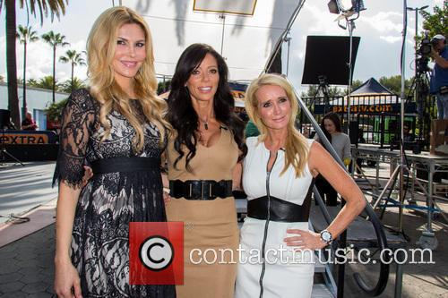 Carlton Gebbia, Brandi Glanville and Kim Richards 14