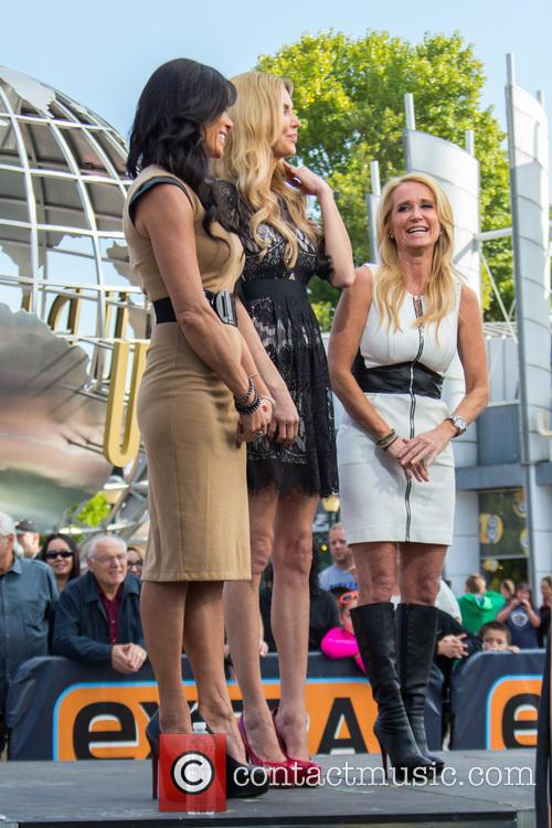 Carlton Gebbia, Brandi Glanville and Kim Richards 19